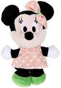 Мини Маус с оранжева рокля - Плюшена играчка - продукт