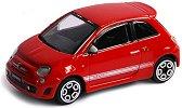 """������� ������� - Fiat Abarth 500 - ������� �� ������� """"Street Fire"""" -"""