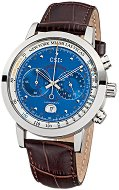 "Часовник KronSegler - CSI Gents Chronograph KS 787 Steel Blue - От серията ""Crime Scene Investigation"""