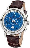 Часовник KronSegler - CSI Gents Chronograph KS 787 Steel Blue