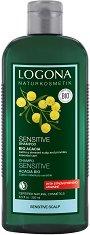 Logona Sensitive Shampoo Bio Acacia - продукт