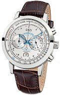 "Часовник KronSegler - CSI Gents Chronograph KS 787 Steel Silver - От серията ""Crime Scene Investigation"""