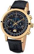 Часовник KronSegler - CSI Gents Chronograph KS 787 Gold Black
