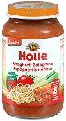 Пюре от био спагети болонезе - Бурканче от 220 g за бебета над 8 месеца - продукт