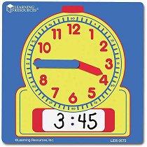 Научи часовника - Образователна играчка -