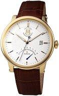 Часовник KronSegler - Sacristan S700 Gold White