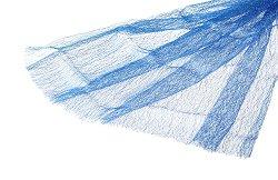 Текстилна мрежа - синя - Размери 80 x 170 cm
