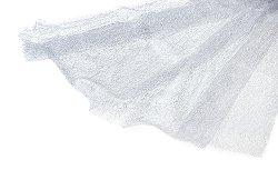 Текстилна мрежа - сребриста - Размери 80 x 170 cm