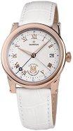 Часовник KronSegler - Sacristan S701 Rosegold White