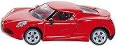 Автомобил - Alfa Romeo 4C - Метална количка - играчка