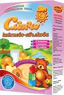 Инстантна млечна каша - Кайсии и ябълки - продукт
