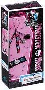 """Създай сама - Аксесоар за мобилен телефон - Творчески комплект от серията """"Monster High"""" - продукт"""