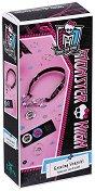 """Създай сама - Гривнa - Творчески комплект от серията """"Monster High"""" - играчка"""
