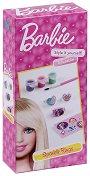 """Декорирай сама - Пръстени - Творчески комплект от серията """"Barbie"""" - кукла"""