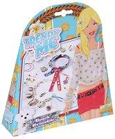 """Създай сама - Плажни гривни - Творчески комплект от серията """"Trendy Me"""" -"""