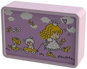 """Детска нощна лампа - Princess - Комплект с допълнителна плака от серията """"Creative"""" -"""