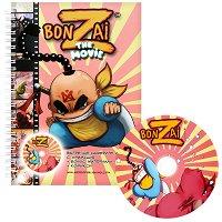 Тетрадка-скицник: Bonzai + филм - Формат A5