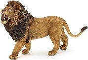 """Ревящ лъв - Фигура от серията """"Диви животни"""" - количка"""