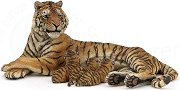 """Тигрица с малки тигърчета - Фигура от серията """"Диви животни"""" - фигура"""