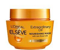 Elseve Extraordinary Oil - Подхранваща маска за много суха коса - шампоан