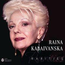 Raina Kabaivanska - Rarities - албум