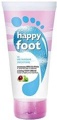 Happy Foot Tired Feet Foot Cream - Крем при уморени крака с див кестен и мента - маска