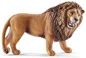 Ревящ лъв - фигури