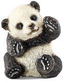 """Гигантска панда - бебе - Фигура от серията """"Животни от дивия свят"""" - фигура"""