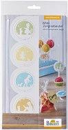 Торбички за сладки и декорации - Винтидж спомени - Комплект от 24 части