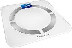 Мултифункционален електронен кантар - Medisana BS 430 - Анализира и прехвърля данни с Bluetooth -