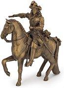 Крал Луи XIV на коня си - фигура