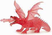 """Рубиненият дракон - Фигура от серията """"Фентъзи"""" -"""