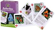 Butterflies and Moths of the British Isles - Карти за игра -