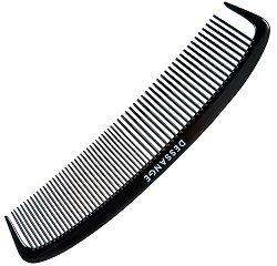 Гребен за всеки тип коса - 2 в 1 - В стандартен и джобен размер -