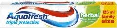 Aquafresh Triple Protection Herbal - Паста за зъби за тройна защита с билки -