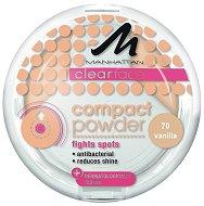 Manhattan Clearface Compact Powder - Антибактериална компактна пудра -