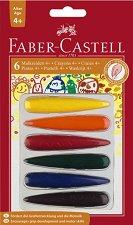 Пастели - Figer - Комплект от 6 цвята
