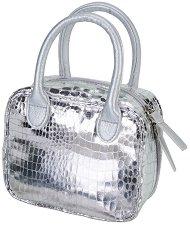 Ефектна чанта за козметични принадлежности -