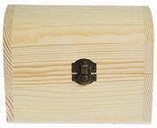 Дървена ракла - Предмет за декориране