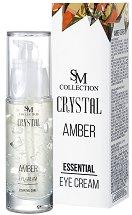 "Околоочен крем с кехлибар - От серията ""Sezmar Collection Crystal Amber"" - серум"