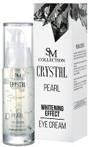 """Възстановяващ серум за лице с прах от сапфир - От серията """"Sezmar Collection Crystal Sapphire"""" -"""