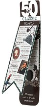 """Разделител за книга - Classic Novels - От серията """"50 of the best"""" -"""