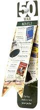 """Разделител за книга - War Novels - От серията """"50 of the best"""" -"""
