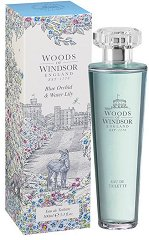 Woods of Windsor Blue Orchid and Water Lily EDT - Дамски парфюм -