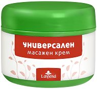 Универсален масажен крем - С какаово масло и витамин E -
