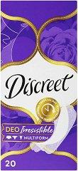 Discreet Deo Irresistible - спирала