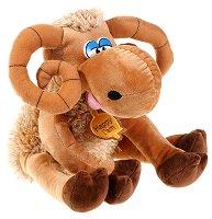 Овен със звънче - Happy I am - Плюшена играчка - играчка