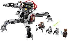 """Бойна машина - AV-7 - Детски конструктор от серията """"LEGO Star Wars: Episodes"""" - играчка"""