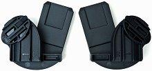 "Комплект адаптери за кошче за кола - Допълнителни елементи за детска количка ""Buggster S Air"" -"