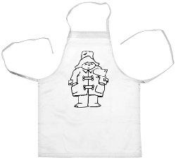 """Детска готварска престилка - Мечето Падингтън - От серията """"Хайде да готвим"""" - играчка"""